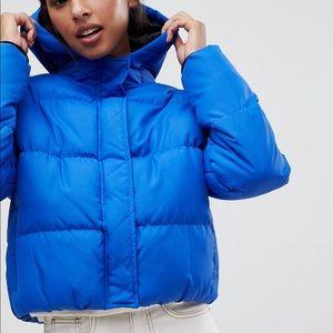 Brave Soul karen padded jacket w/ hood